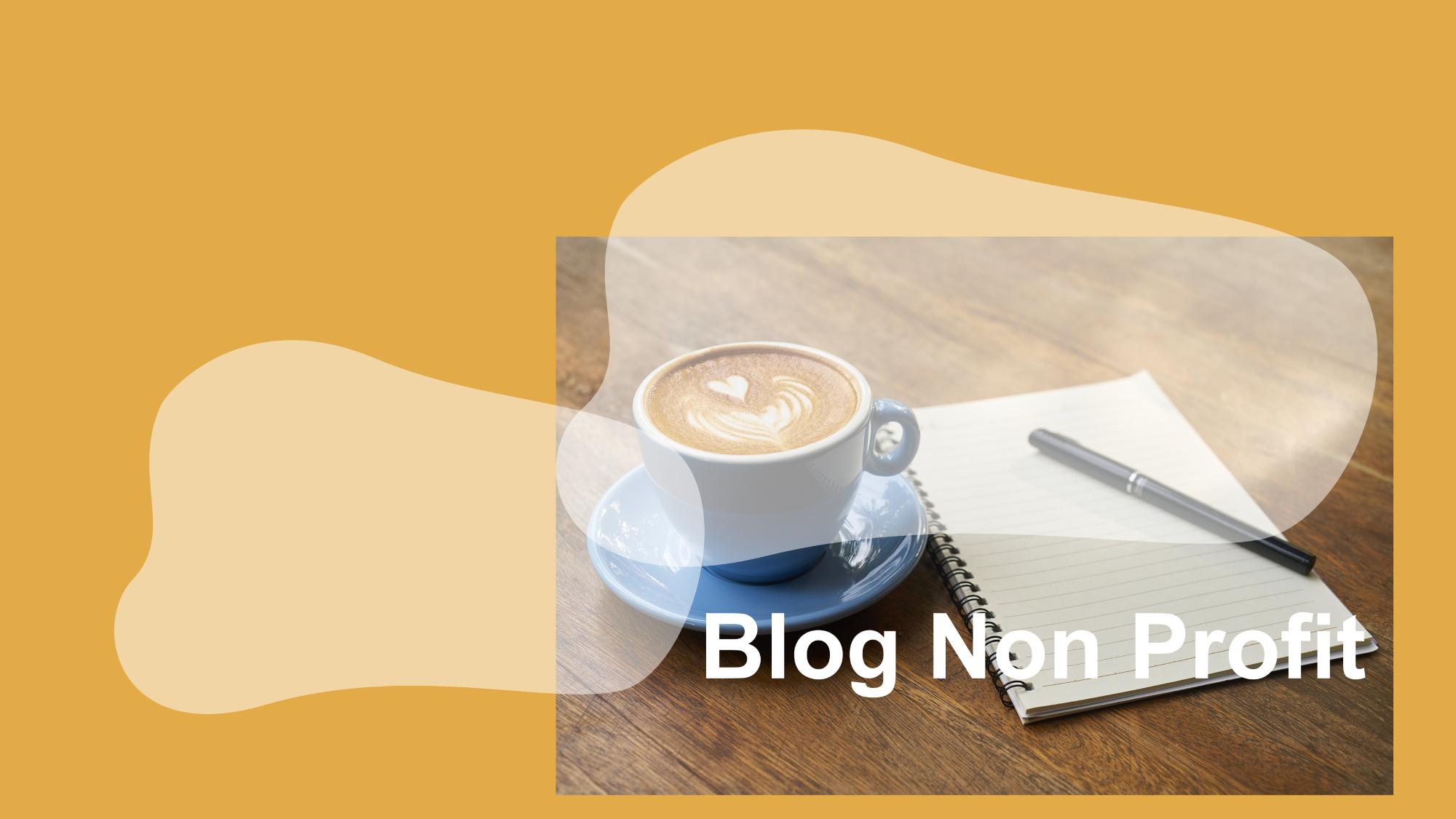Blog Non Profit
