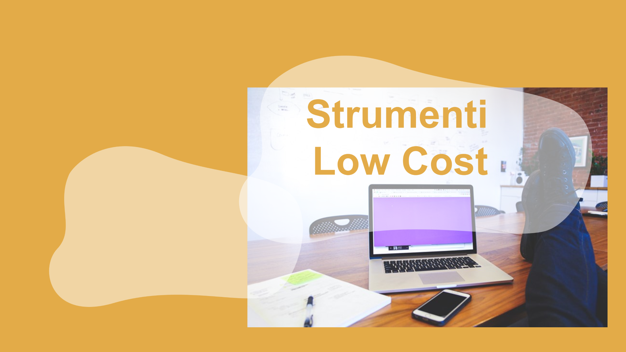 Strumenti Low Cost