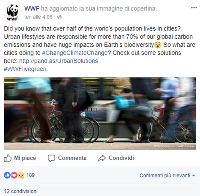 WWF Copertina