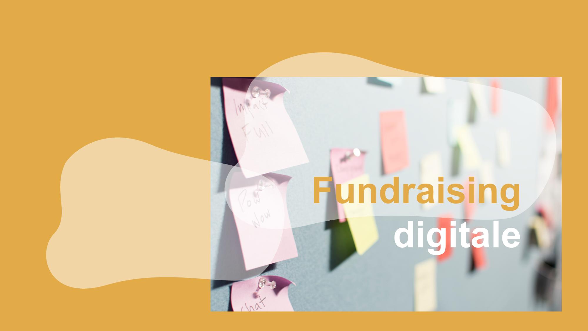 Fundraising digitale